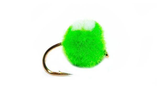 Bright Green Egg White Hotspot