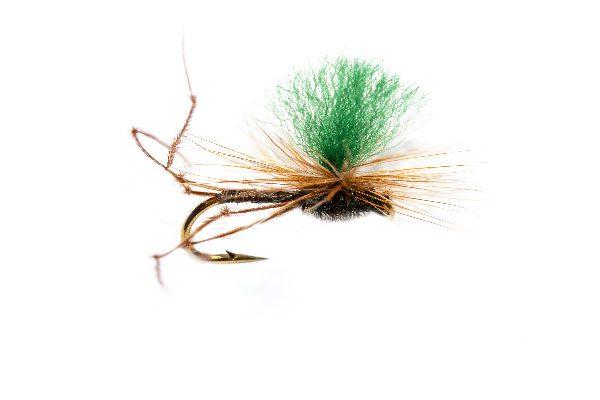 Daddy Long Legs Quill Parachute Green Hotspot