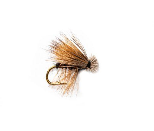 Black Elk Hair Caddis Trout Fly