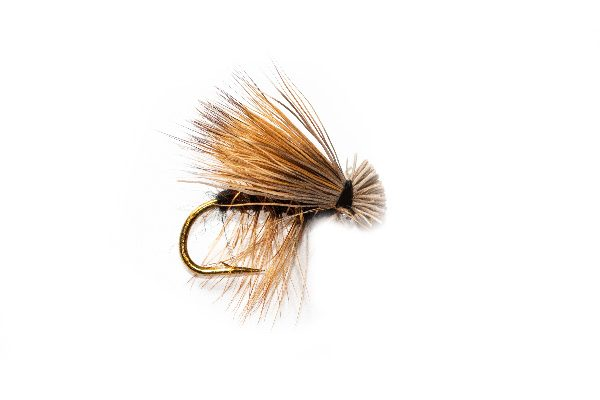 Black Elk Hair Caddis Trout Fly