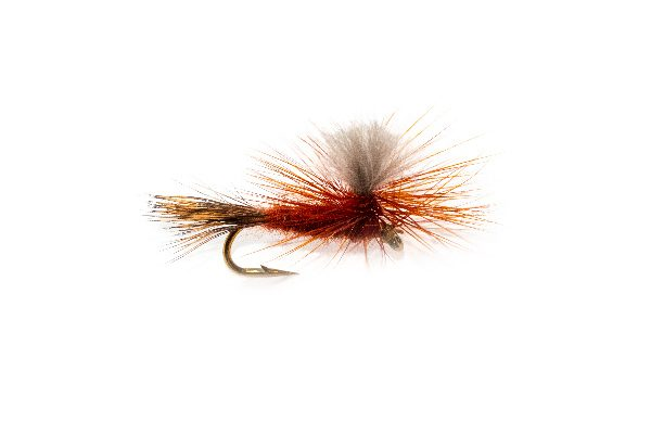 CDC Ginger Fire Wulff Parachute