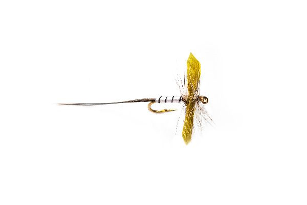 Lazy Spinner May Fly Fly Fishing Fly