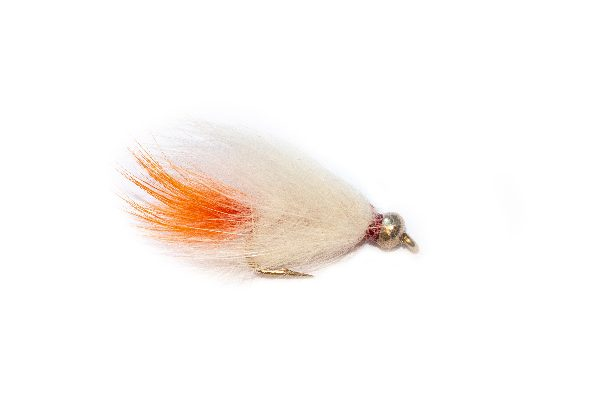 Apache Orange and White Goldhead