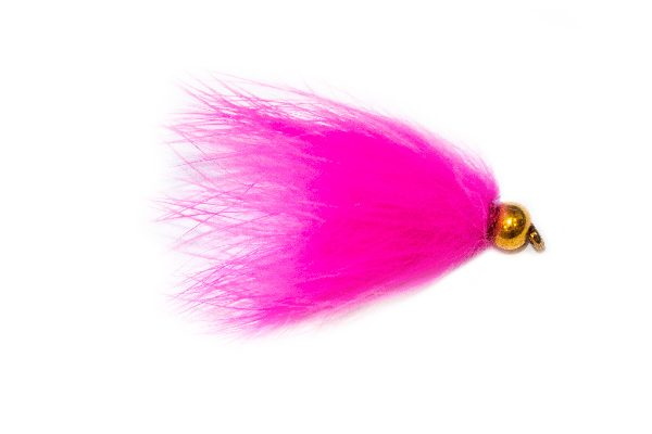Bright Pink Apache Trout Fishery Fishing Fly