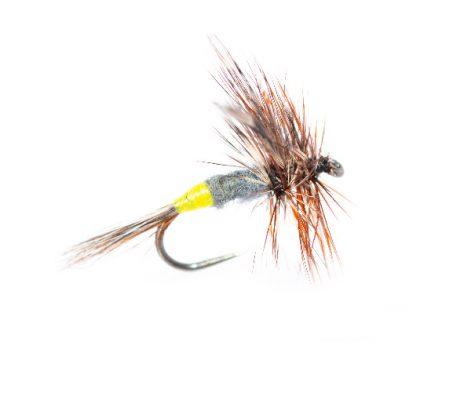 Adams Female Dry Fishing Flies
