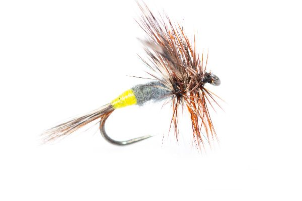 Adams Female Dry Fishing Flies