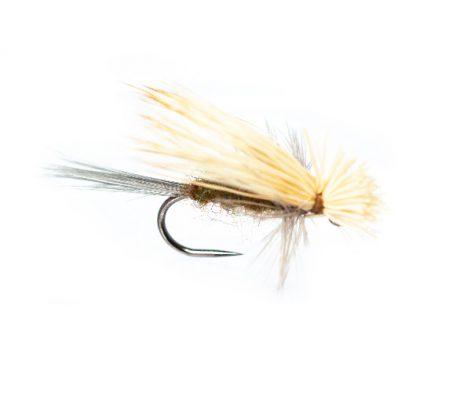 Hair wing Dun Baetis Fishing Flies