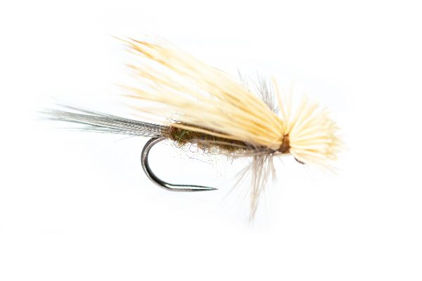 Hair wing Dun Baetis Fishing Flies