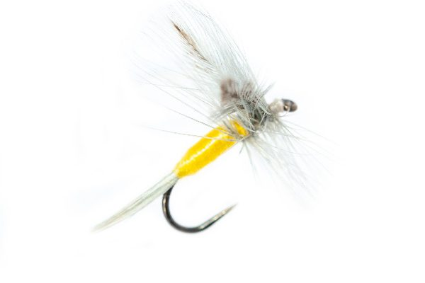 Fishing Fly - Sulphur Dry Fly