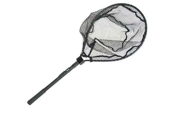 32 inch x 12 inch Black Aluminium Folding Waterburn Oval Net