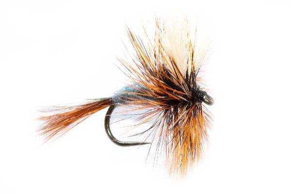 Adams Wulff Dry Fly Fishing Flies