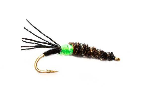 Fishing Flies Brachycentridae Caddis Nymph
