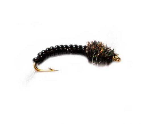 Fishing Fly Culicomorpha Killer Black