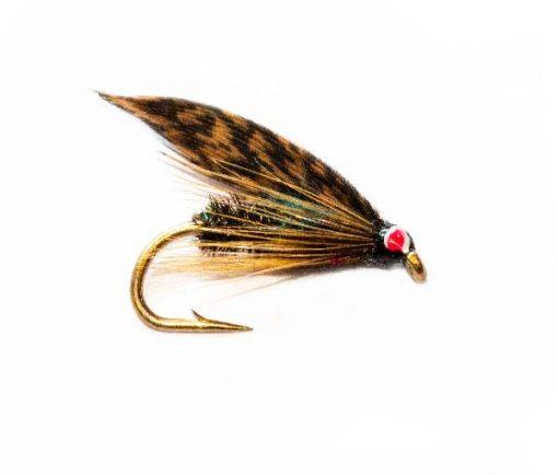 Eyed Alder Wet Fishing Fly