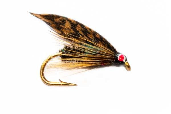 Eyed Alder Wet Fishing Fly