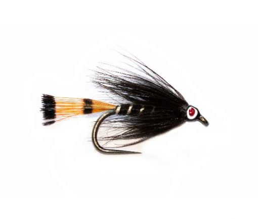 Fishing Flies Eyed Black Pennell Wet Fly
