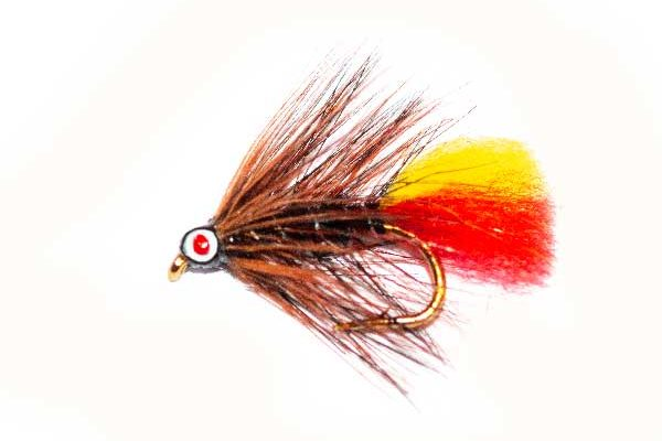 Wet Trout Flies