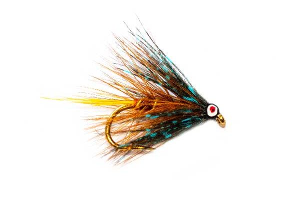 Wet Fishing Flies Eyed Roosky Bumble
