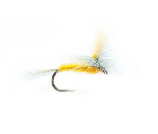 Fishing Fly Parachute Sulphur