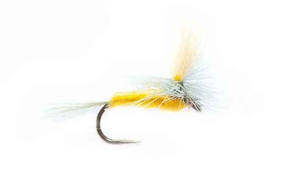 Fishing Fly Parachute Sulphur