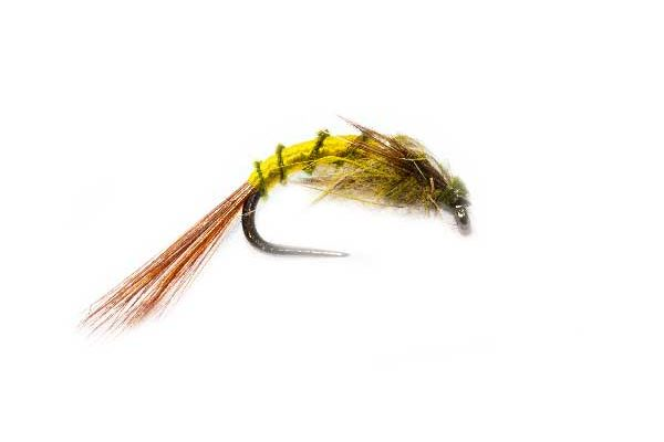 Fishing Flies Thorax Yellow Owl Emerger