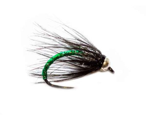 Fishing Flies Angelo Green Alien Killer Spider
