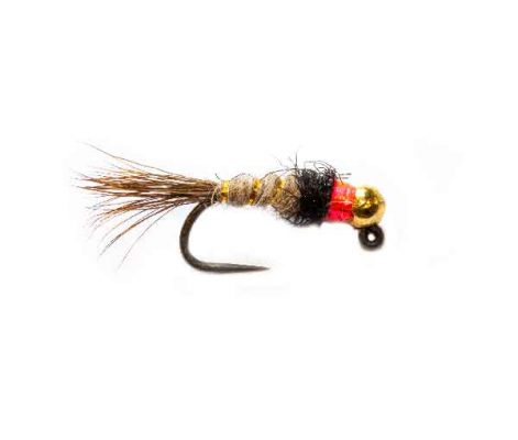 Fishing Flies Roz Hares Ear Jig Nymph