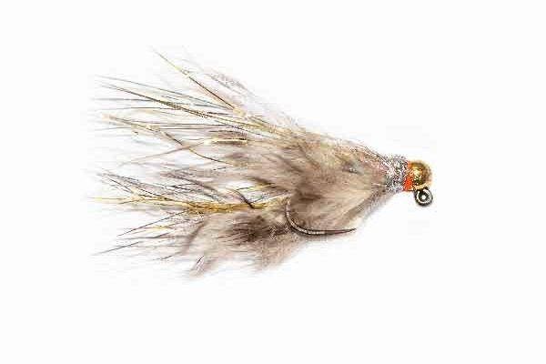 Fishing Flies Croston Euro Jig Silver Fish
