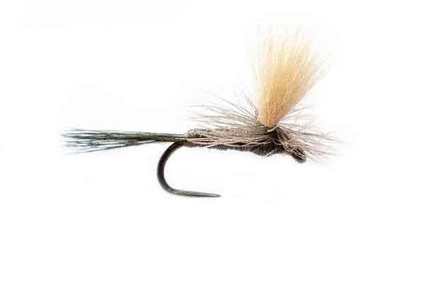 FishingFly Dark Hendrickson Parachute