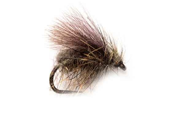Fishing Fly Double Duck Caddis