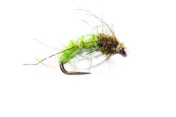 Elister Grub Fluo Fishing Flies