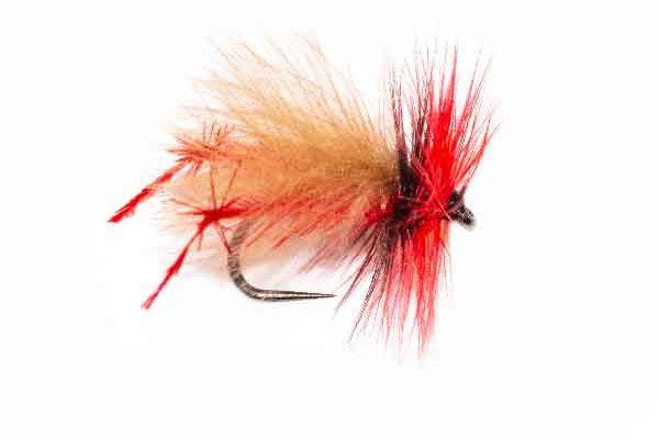 Fishing Flies Fire Thorn CDC Lake Fly