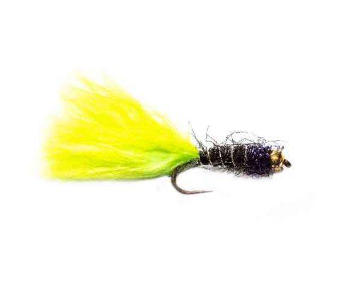 Trout Fishery Flies Spectra Undertaker Marabou Leech