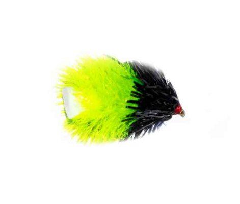 Foam Blob Fishing Flies Rainbow Exterminator Foam Blob