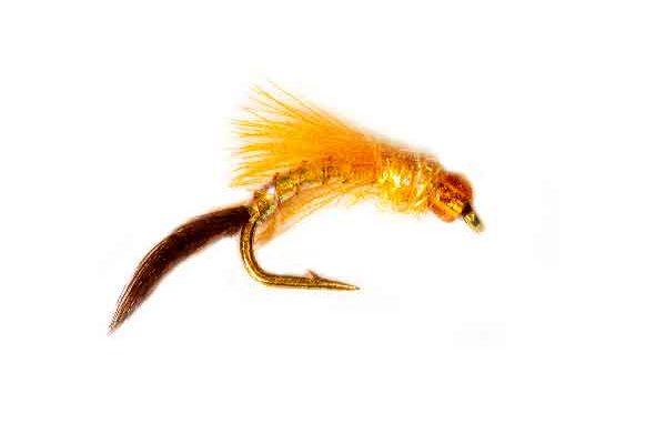 Hickeys Auto Emerger Bead Head Fishing Fly